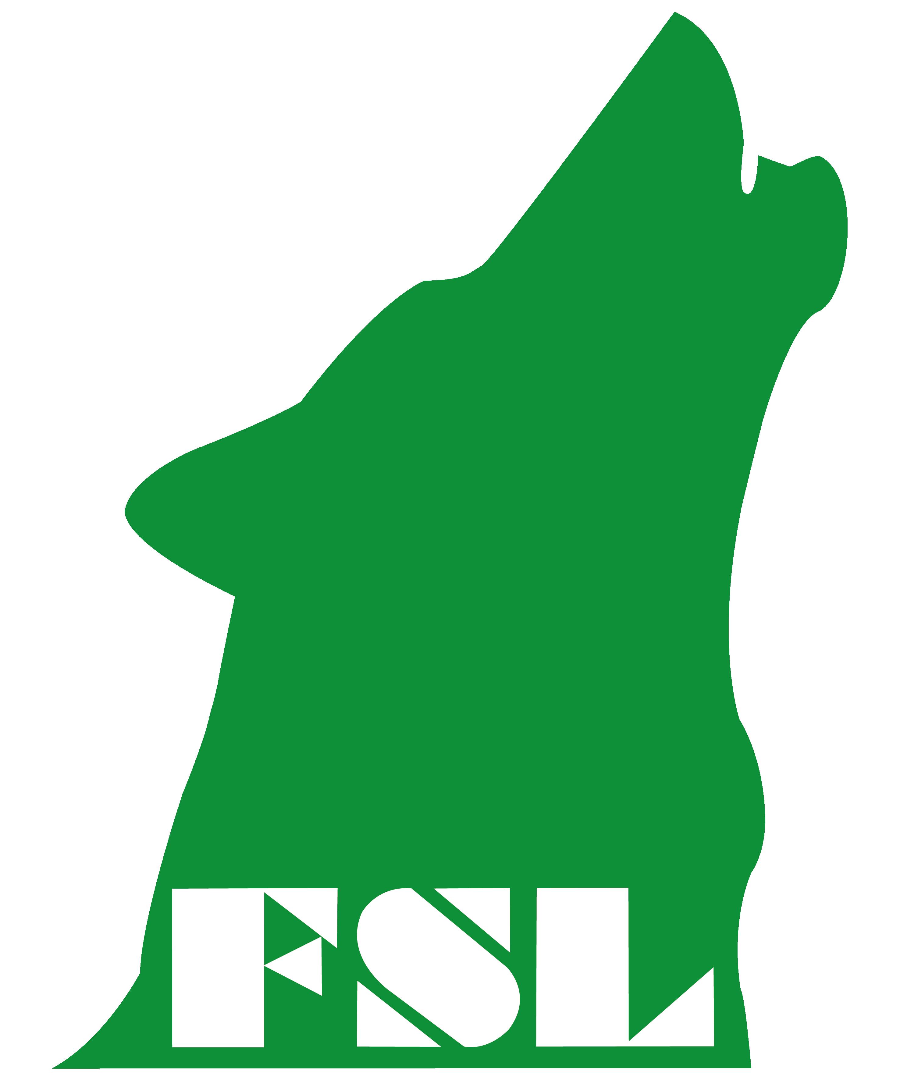 FSL Wolf Greingrun ohne Hintergrund FSL weiss 18 – FSL